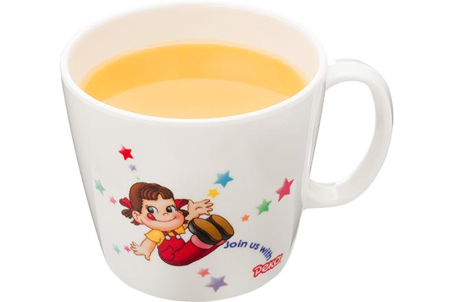 ペコちゃんドリンク(ジュース各種・ミルク)