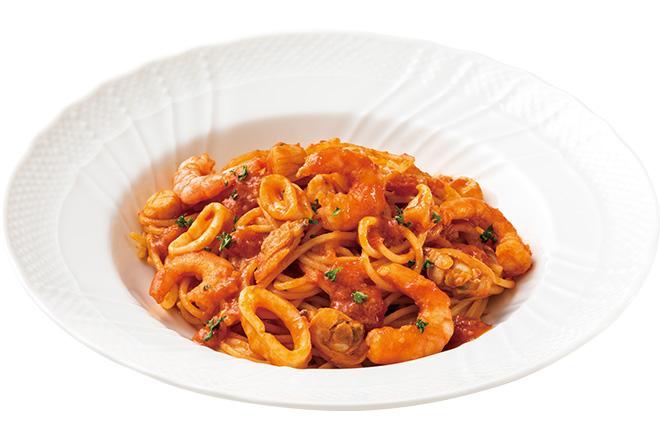 スパゲティーペスカトーレ