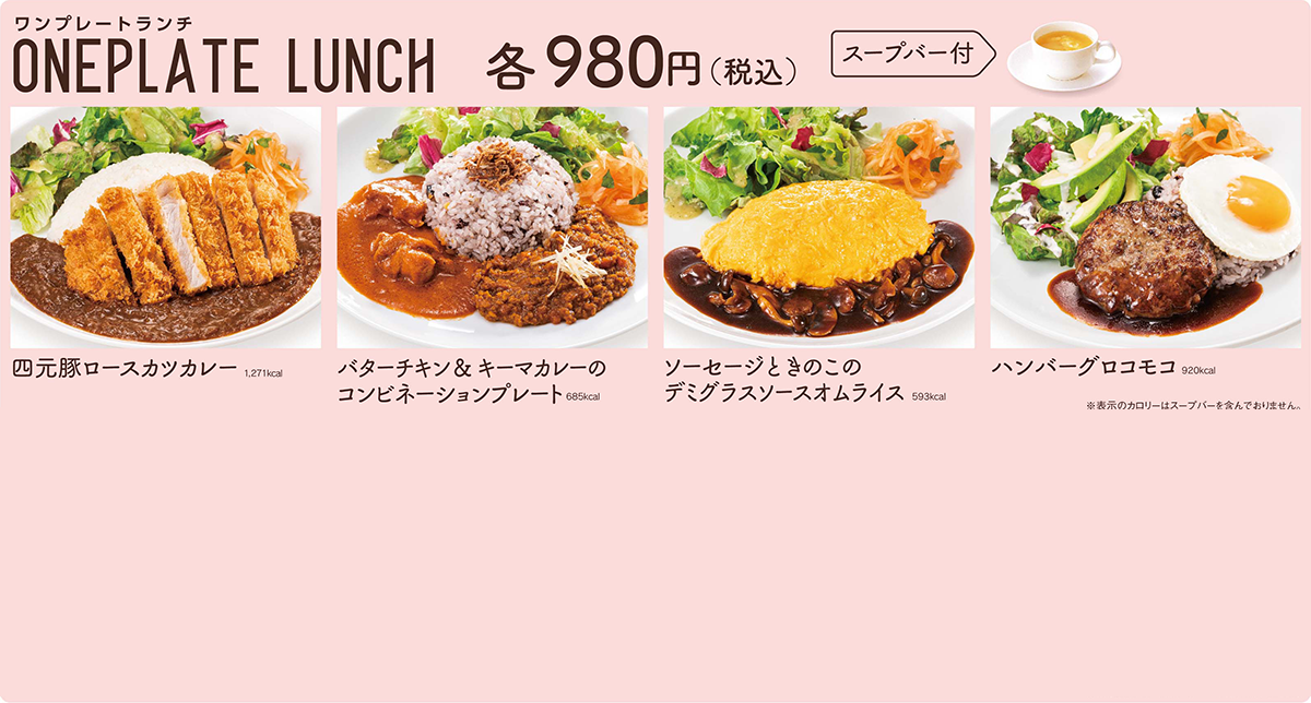 ONEPLATE LUNCH
